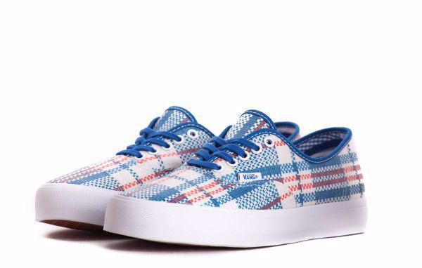 "Authentic Pro ""S"" (Alexis Ross) - Vans - Laundry B"