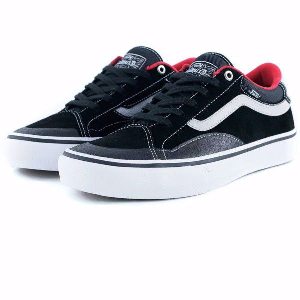 TNT Advanced Prototype - Vans - Black/White/Red