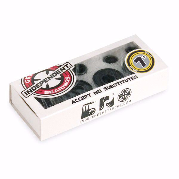 ABEC 7 Bearings - Independent - Silver