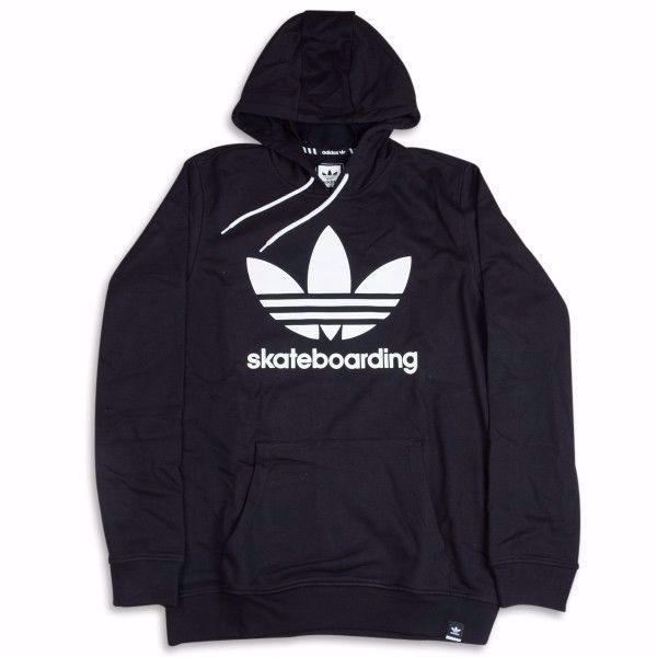 Clima 3.0 Hoodie - Adidas - Black/White