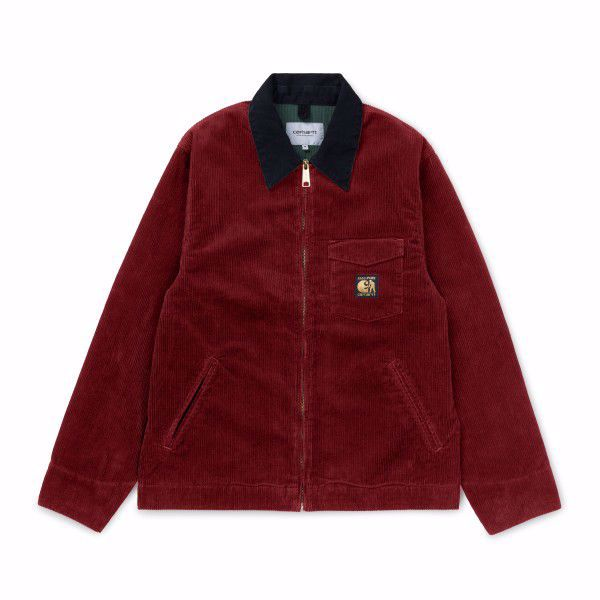 Pass-Port X Carhartt Jacket - Burnt Red