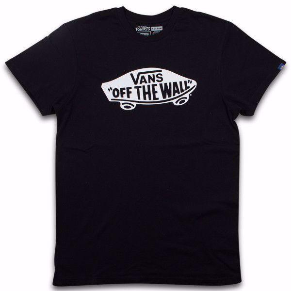 OTW T-Shirt - Vans - Black/White