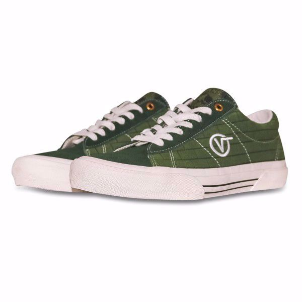 Sid Pro Ltd (Passport) - Vans - Dark Green