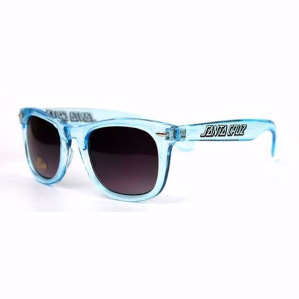 Iceman Shades - Santa Cruz - Smoked Blue