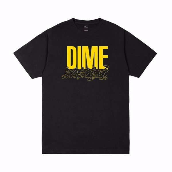 Support T-Shirt - Dime - Black