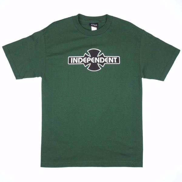 OGBC Tee - Independent - Forest Green