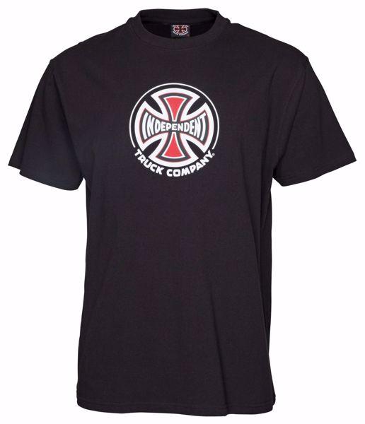Truck Co T-Shirt - Independent - Black