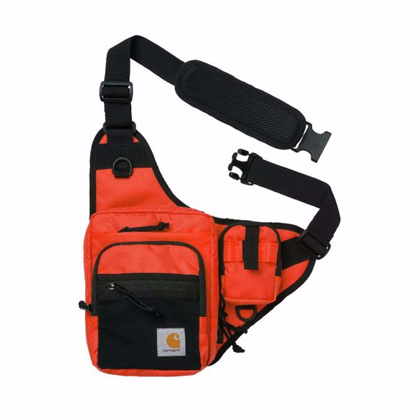 Delta Shoulder Bag - Carhartt - Safety Orange