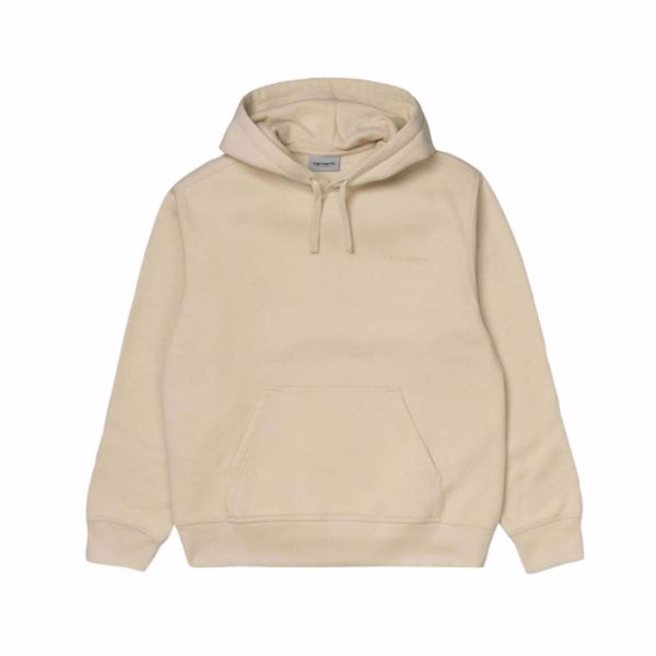 Hooded Ashland Sweatshirt - Carhartt - Flour