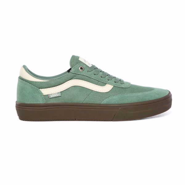 Gilbert Crockett Pro - Vans - Hedge Green (Gum)