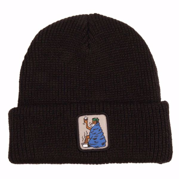 Cold Out Beanie - Black