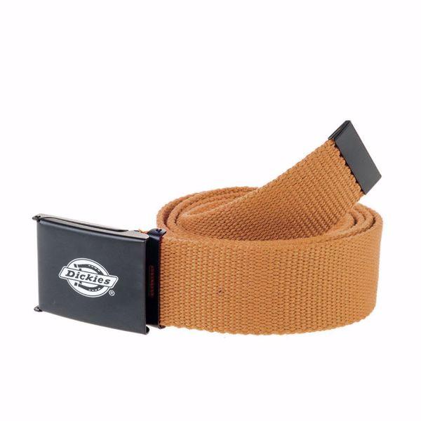Orcutt Webbing Belt - Dickies - Duck Brown
