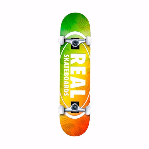 Real Island Ovals Complete - Real Skateboards - /
