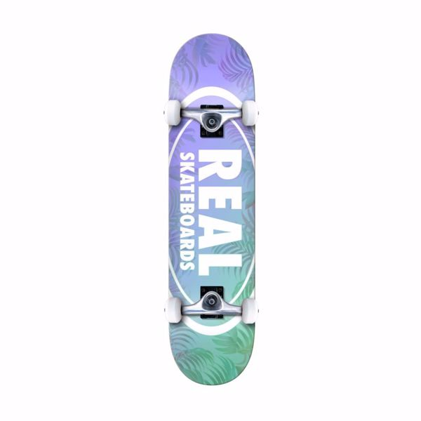 Real Island Ovals Complete - Real Skateboards - Ml