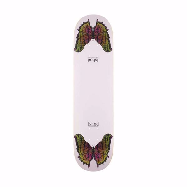 Ishod Monarch Twin-Tail SuperSlick - Real - White