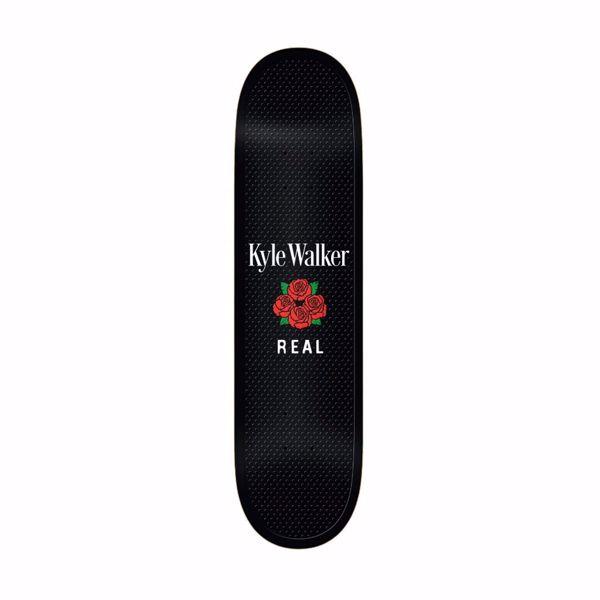 Kyle Walker Last Call - Real Skateboards - Black