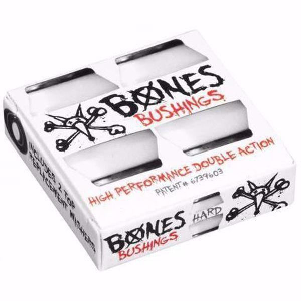 Bones Hard Bushings - Bones - Black